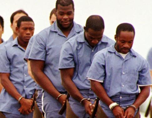 Image result for black men in prison