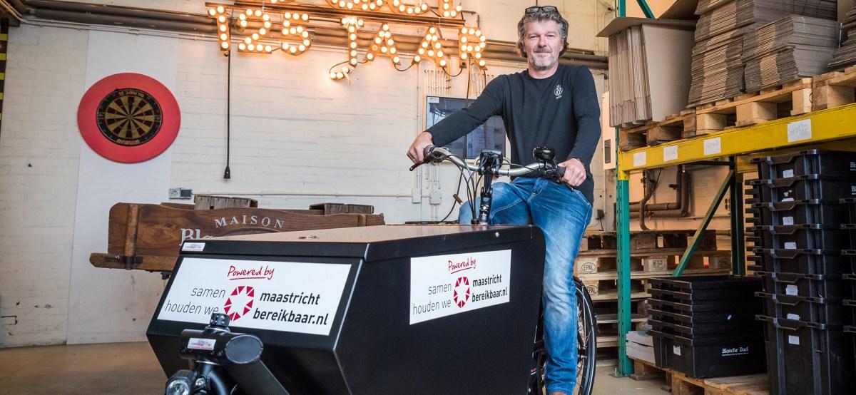 RIPPL #18: Subsidised e-Cargo Bikes in Maastricht