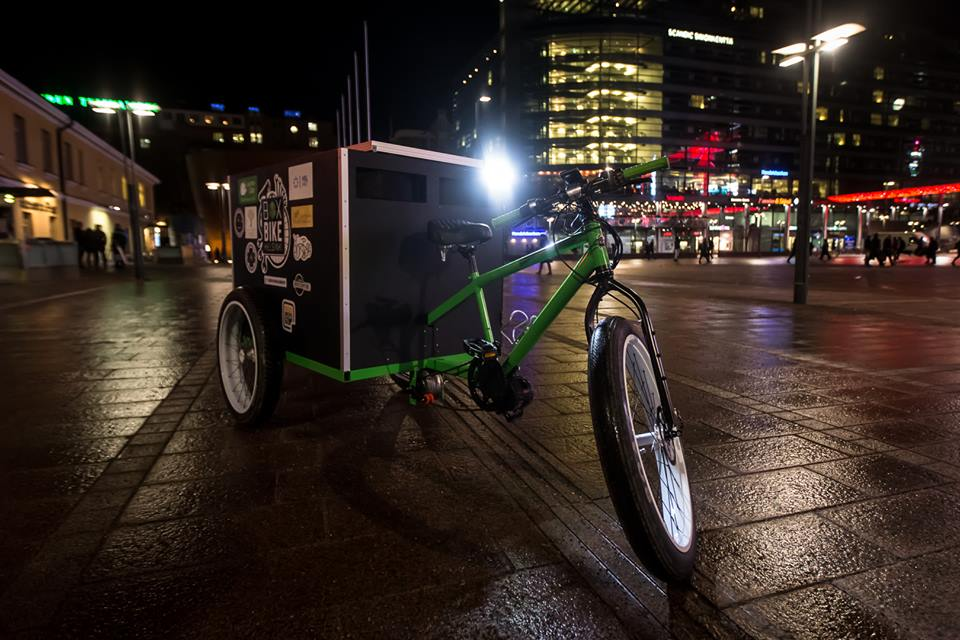 RIPPL #28: Box Bike Helsinki – What would cargo bikes look like if designed by urban teens?