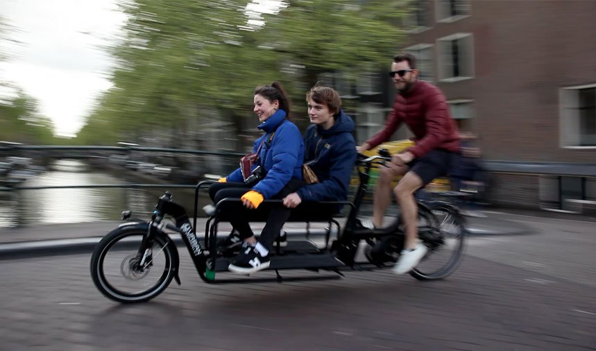 RIPPL #17: Pedal Me – MaaS by bike on the streets of London
