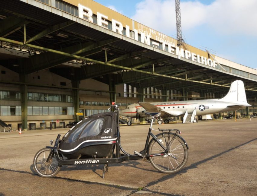 April in Berlin: The International Cargo Bike Festival + ECLF Symposium
