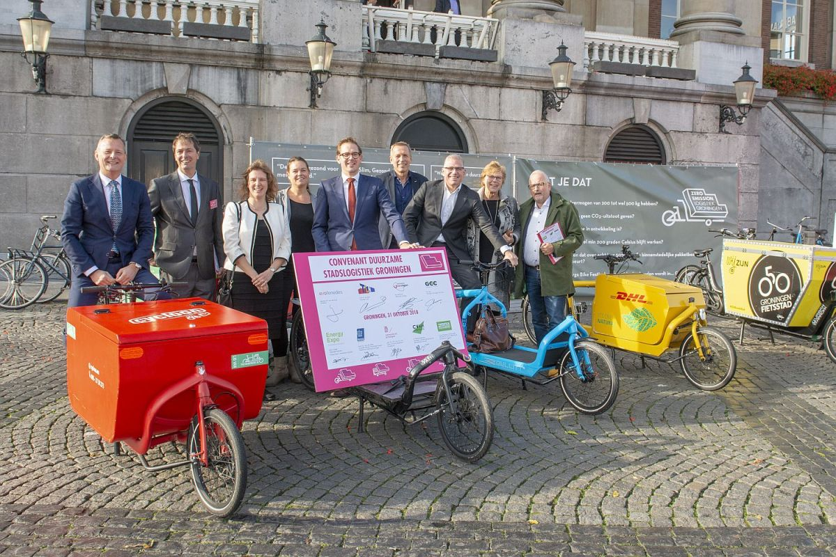 """RIPPL #050: Trouble in paradise: the cargo bike comes to the rescue in Groningen, """"The World's Cycling City"""""""