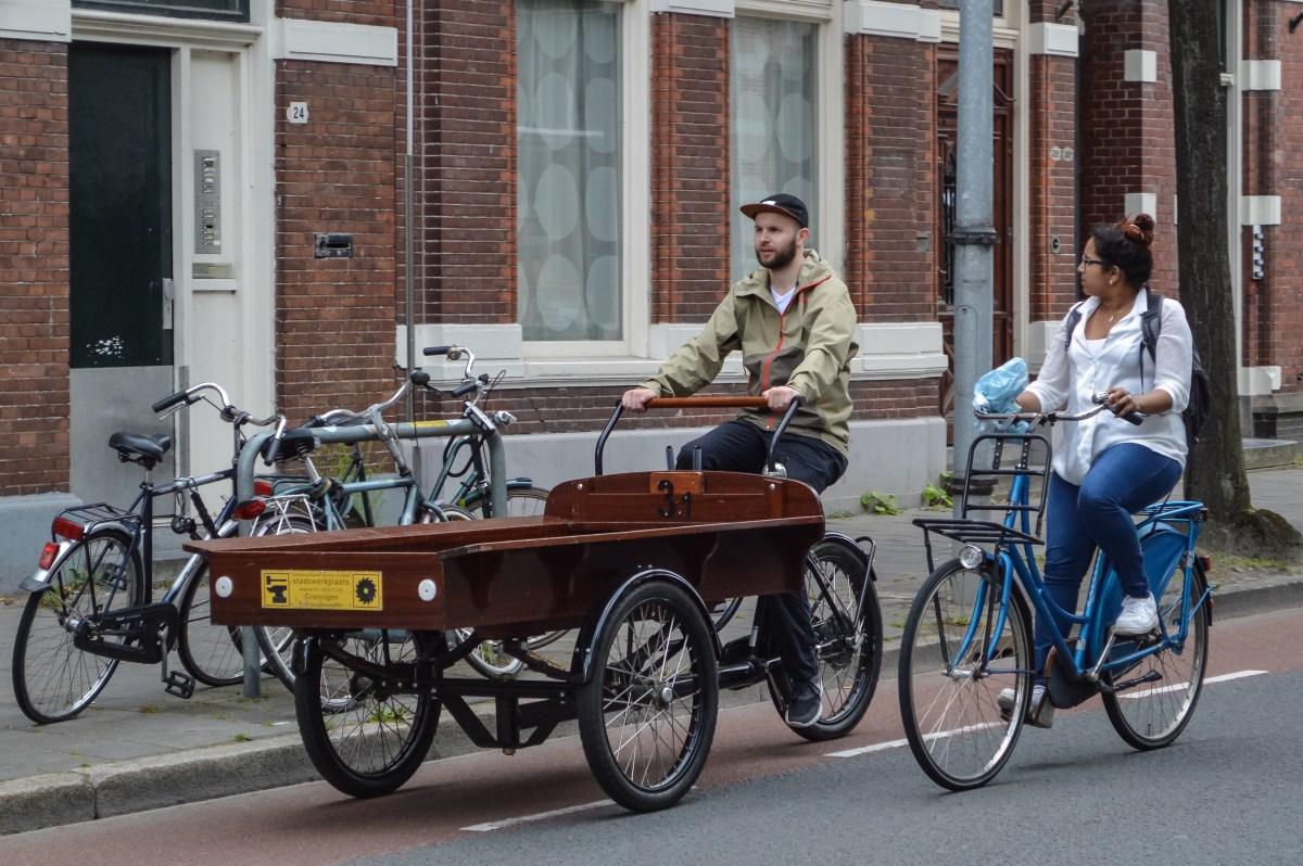 RIPPL #51: Stadswerkplaats – Groningen's brilliantly unassuming cargo-trike hire service