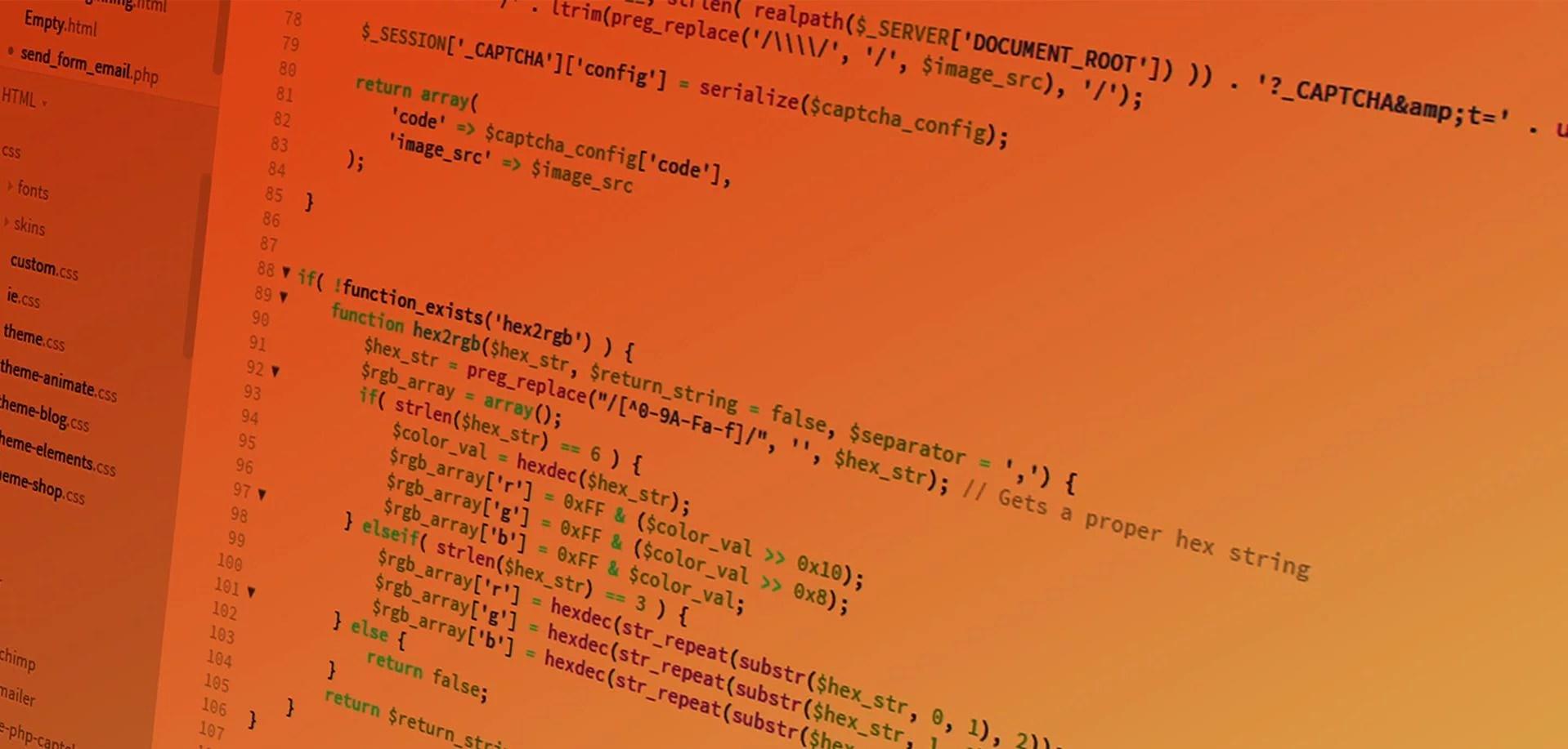 A computer screen displaying source code and debugging