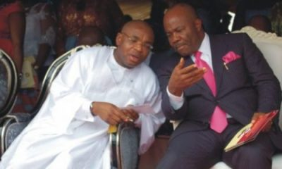 Godswill Akpabio, Emmanuel Udom, Akpabio on support for Udom in 2019