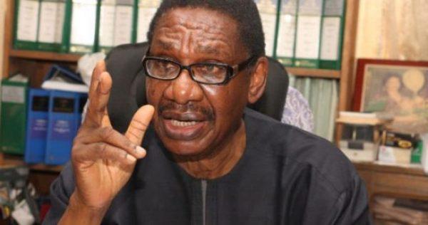 APPOINTMENTS FOR DEAD MEN: Sagay says Buhari's critics are senseless, stupid