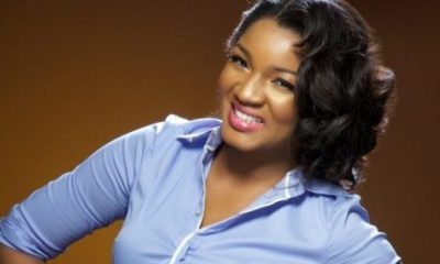 FIRST FRUIT TITHE: Omotola reacts to comments by Daddy Freeze
