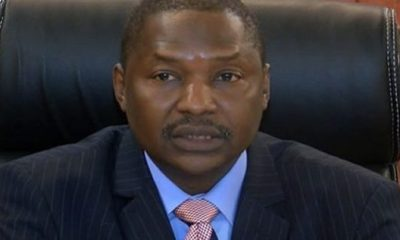 AGF Malami's bid to stop Senate probe into his role in recall of fugitive Maina hits snag