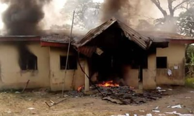 DELTA LG POLLS: Electoral officer killed, DSIEC office set ablaze as elections turn violent