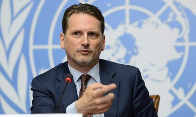 UN launches urgent appeal to raise funds for Syria, Palestine
