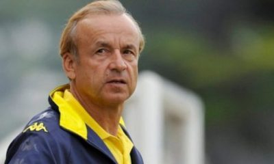 Rohr's 28-man list for Poland, Serbia friendlies to be released March 7