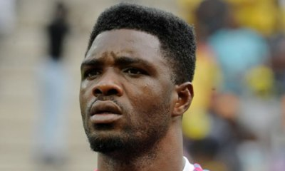 Akpeyi not moved by criticism, eyes World Cup squad