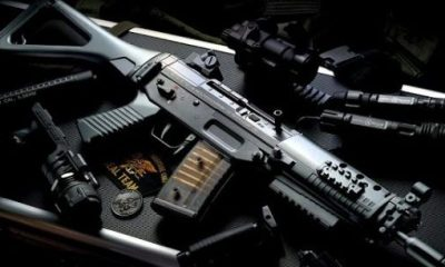 Firearms headed for Benue intercepted by NDLEA