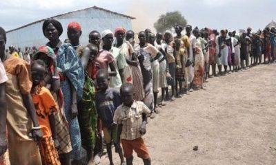 South Sudan close to famine, UN says