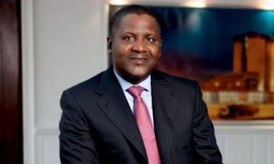 Dangote inaugurates rice processing plant in Jigawa, promises to end importation