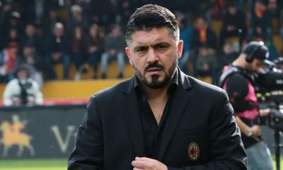 EUROPA: We didn't play as a team, Arsenal deserved victory --Gattuso
