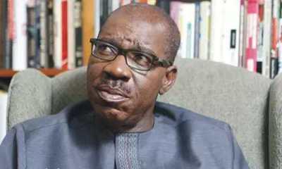 EDO ASSEMBLY CRISIS: Obaseki accuses Oshiomhole of biase