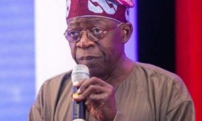 OYEGUN TENURE ELONGATION: Buhari has saved our party from turmoil —Tinubu