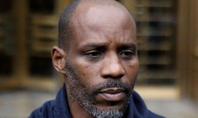 Jailed rapper DMX escapes 5-yr sentence