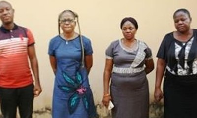 Four bankers arraigned over alleged N129m fraud