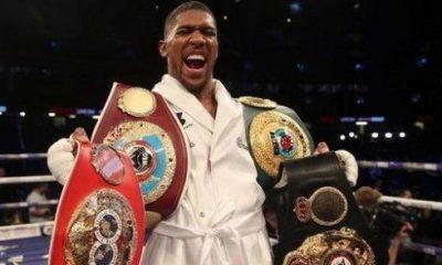 Anthony Joshua beats Joseph Parker to win fourth World title