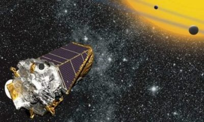 NASA set to launch new planet hunting telescope