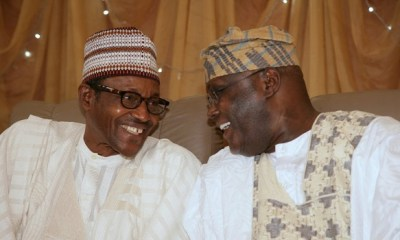 2019: We never asked Buhari, Atiku to drop presidential ambitions –Northern group