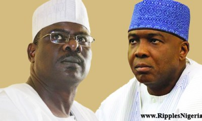 Saraki 'thinks he owns the Senate', I regret supporting his emergence— Ndume