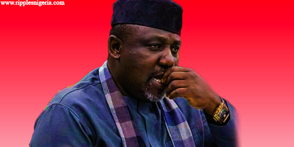 Image result for APC responsible for what Nigerians are going through – Okorocha
