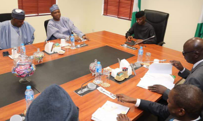 Lawal Shuaib, Dep. Chairman of APC, AGF Abubakar Malami, Ade Ipaye