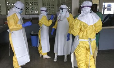 DRC: Panic alert as 2 dying Ebola patients are taken away from hospital for prayers