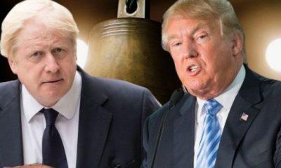 Boris Johnson urges Trump not to walk away from Iran nuclear deal