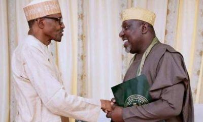 APC CONGRESSES: Gov Okorocha loses out, runs to Buhari for help