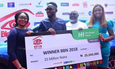Despite immorality complaints, Heritage Bank insists on support for BBNaija