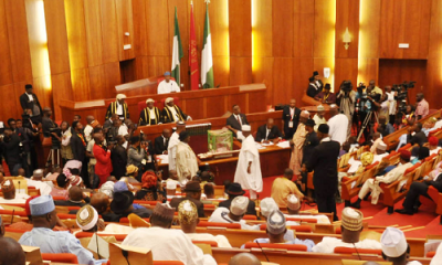 Senate, Service Chiefs in 4hr meeting