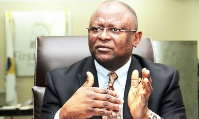 First Bank challenges court ruling threatening to jail its chairman, MD