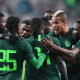 Super Eagles - FIFA ranking