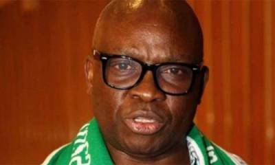 Buhari is delaying Paris Club refund so I won't be able to pay salary arrears before election— Fayose