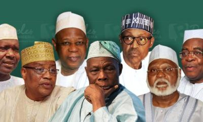 2019: The gang of Generals Buhari must overcome