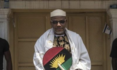 Nnamdi Kanu's co-defendants get conditions to be granted bail