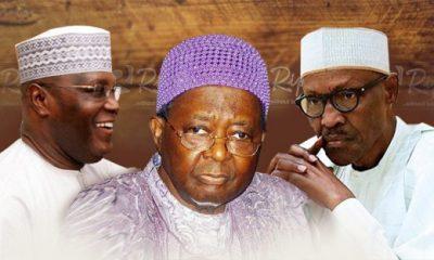 "LEAKED DOCUMENT! Did Ooni really call Buhari a ""jihadist"", and for probe of Atiku?"