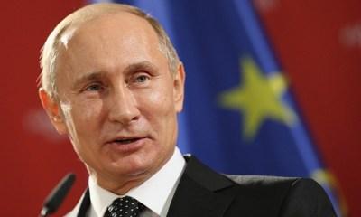 Putin defends Trump against 'saboteurs'