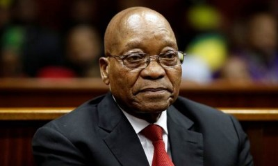 $2.5BN ARMS PROBE: S'African Court adjourns case against exPresident Zuma