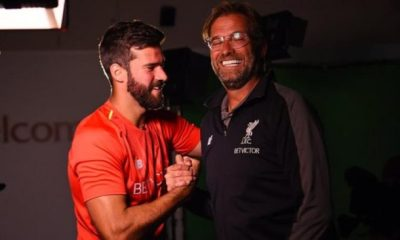 Alisson and Liverpool