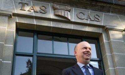 AC Milan at CAS