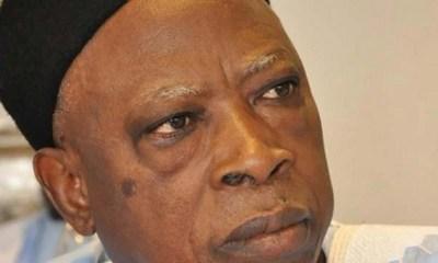 Saraki abuses senator serving as Buhari's 'attack dog'