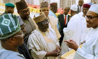 SERAP wants Buhari to probe, prosecute governors over security votes