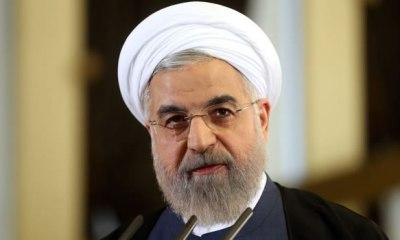Iran's President warns Trump of 'mother of all wars'