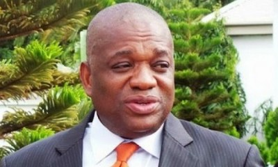 Many senators are disappointed with their salaries - Uzor Kalu