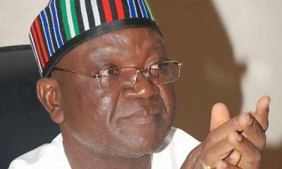 Ortom rejects establishment of 'Ruga' settlement in Benue